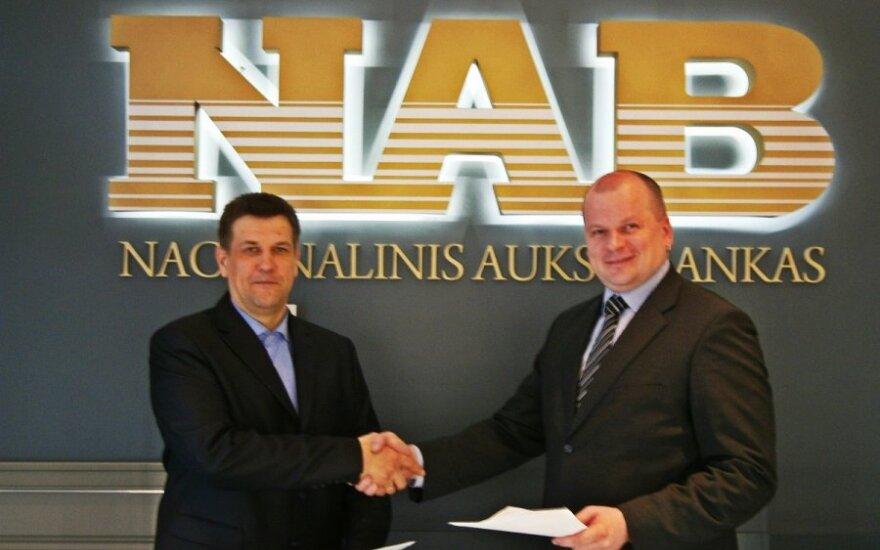 """Lietuvos rankinio federacija (LRF) pasirašė bendradarbiavimo sutartį su UAB """"9999 LT"""""""