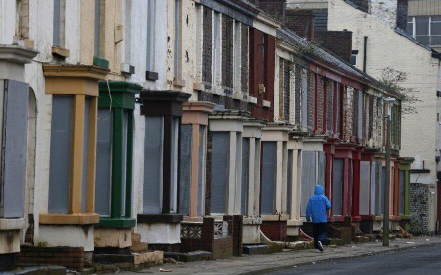 Emigranto dienoraštis: stebuklai iš namo, kuriame gyvena tik vyrai