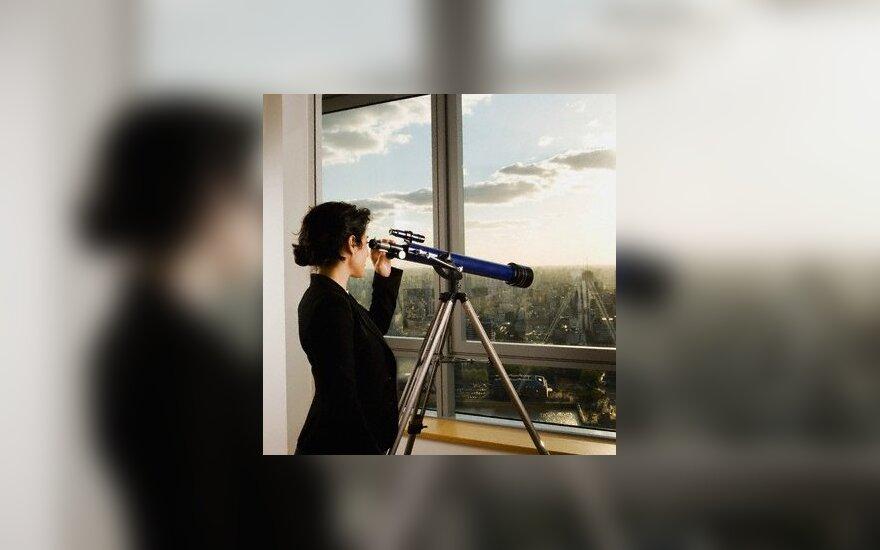 Palangoje planuojama įrengti observatoriją