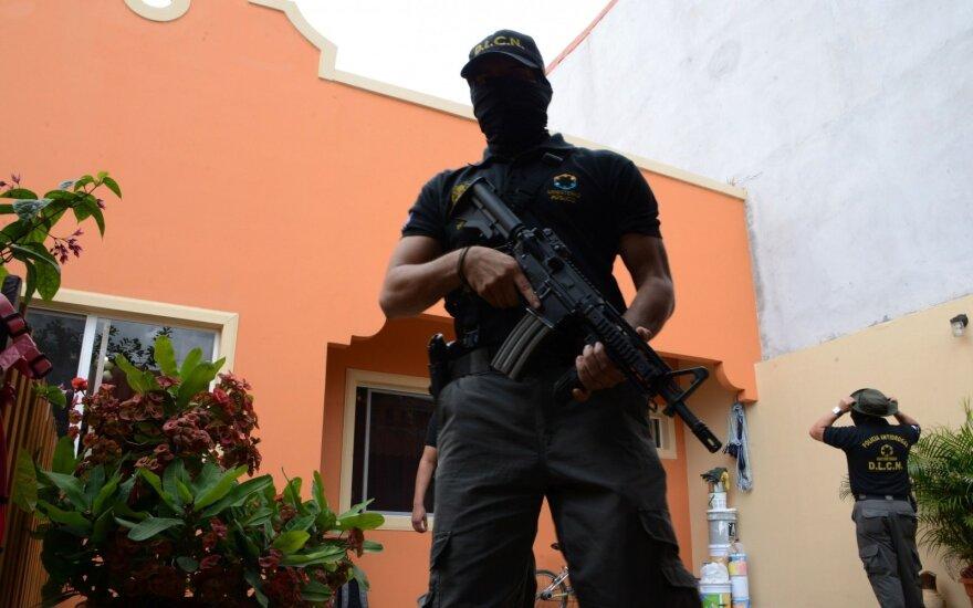 Meksikoje rasti negyvi vokietis ir lenkas tikriausiai buvo nužudyti, sako prokuratūra