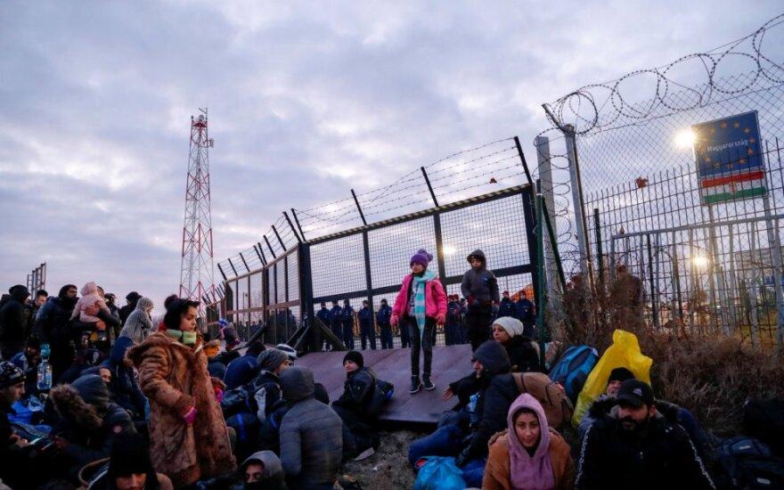 Vengrijos-Serbijos pasienis