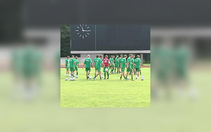 Lietuvos futbolo rinktinė