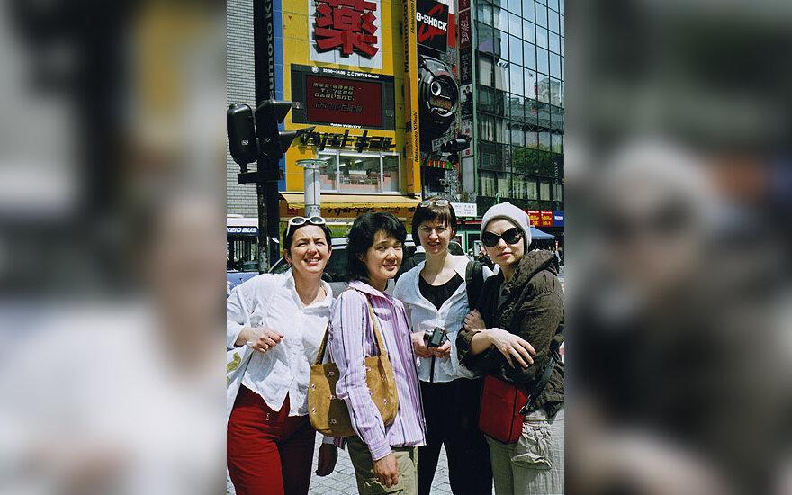 Lietuvių dizaineriai Europos Sąjungos dizainerių madų dienose Japonijoje 2005 m.