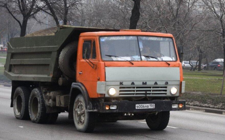 Lietuvoje atgimsta sunkvežimių gamyba