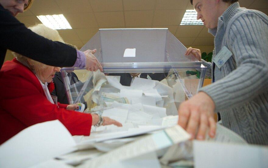 Seimas patvirtino būsimų rinkimų datas