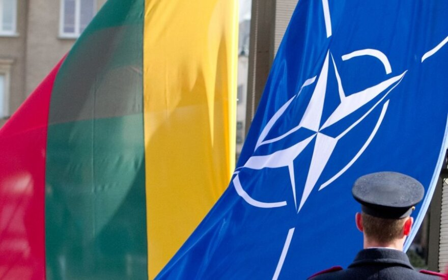 Lithuania's mission to Ukraine starts performing function of NATO contact embassy