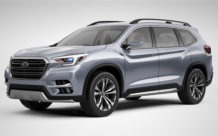 """Subaru Ascent"""
