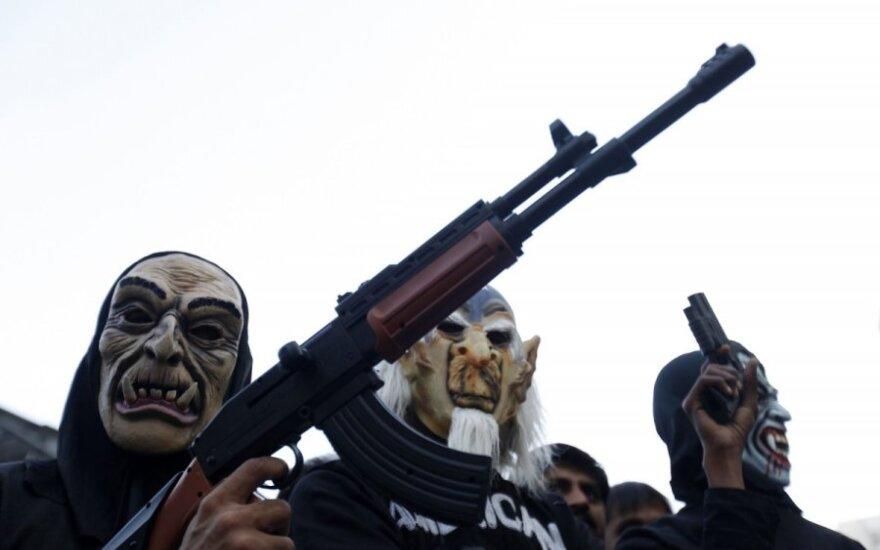 Pakistane vėl bus vykdoma mirties bausmė
