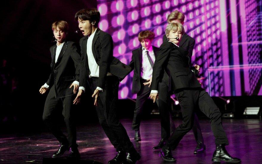 Grupė BTS
