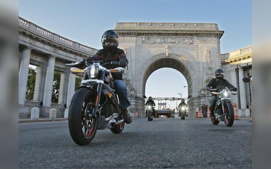 Elektrinis Harley-Davidson