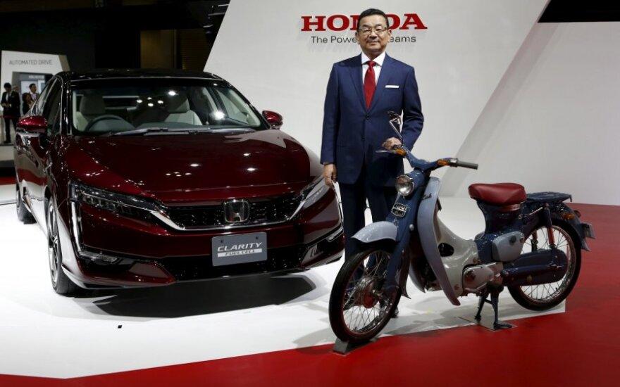 """""""Honda Clarity"""""""