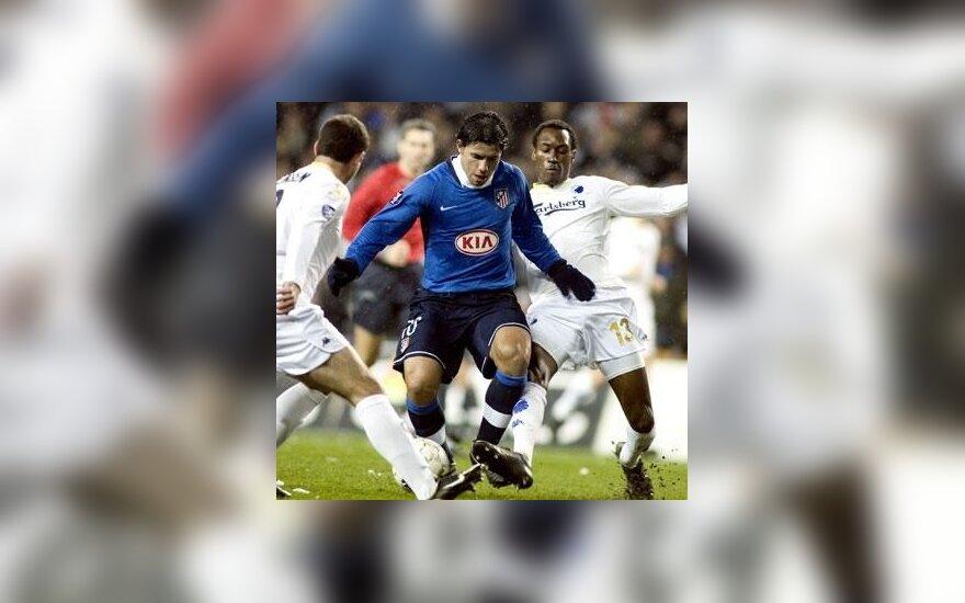 UEFA Madrido klubui skyrė griežčiausią bausmę už rasistinį išpuolį