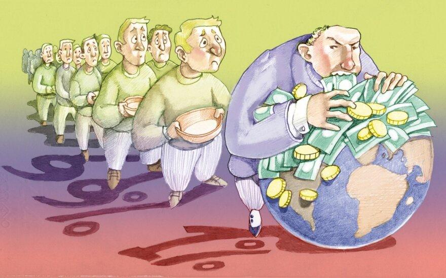 Alberto Gallo. Kapitalizmas nebeveikia dėl centrinių bankų kaltės