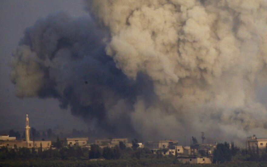 JT: karo Sirijoje nuostoliai – 334 mlrd. eurų