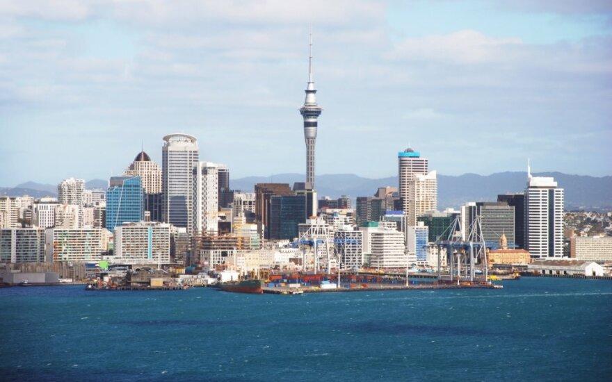 Ouklendas, Naujoji Zelandija