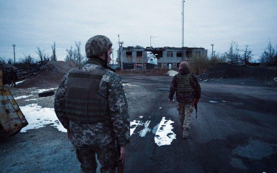 Rusija ir Ukraina susitarė dėl pasikeitimo belaisviais sąlygų