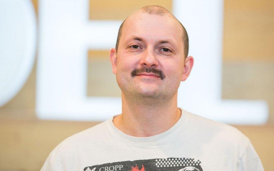 Lietuva suteikė prieglobsį rusų žurnalistui Titovui