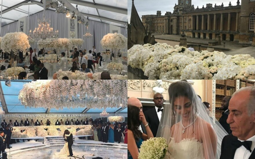 Folarino Alakijaus vestuvės