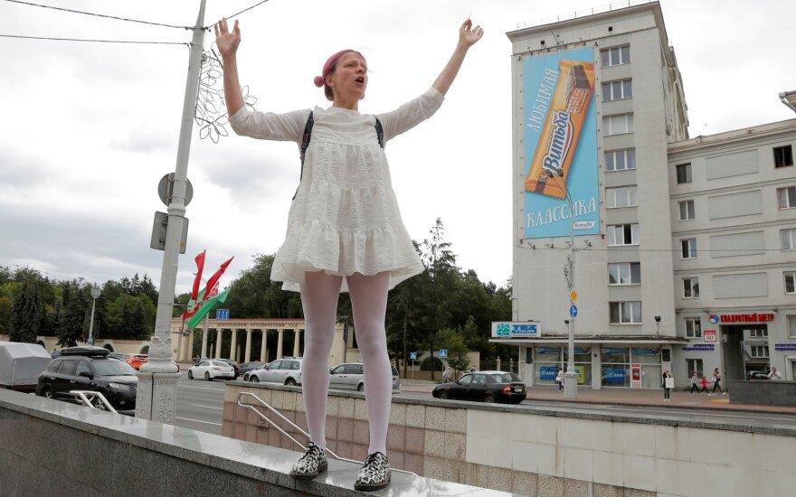 Prezidentūra apie dialogą su Baltarusija: jei nesikalbame, tai eliminuojame patys save