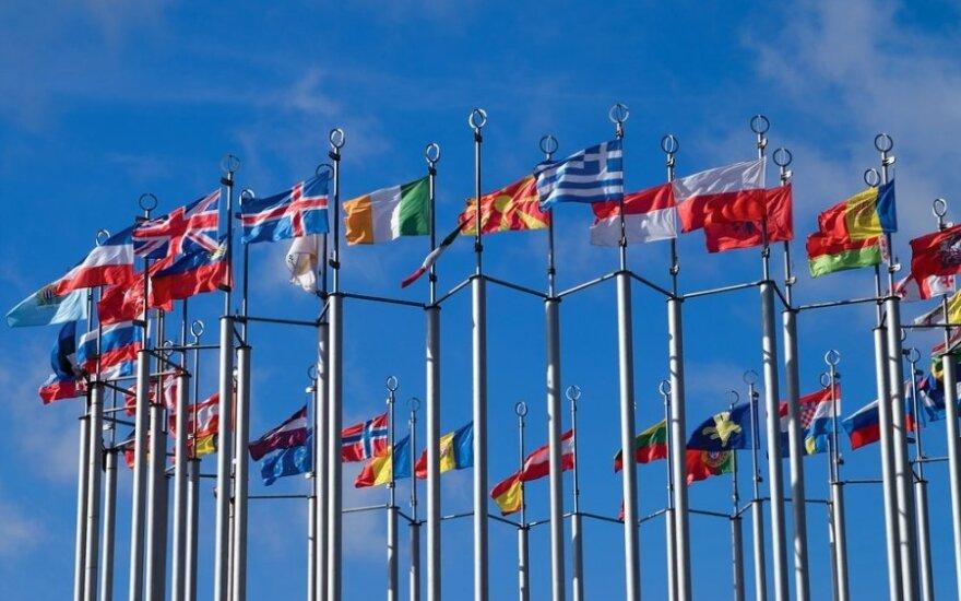 Europos Sąjungos sprendimų priėmimo tvarka