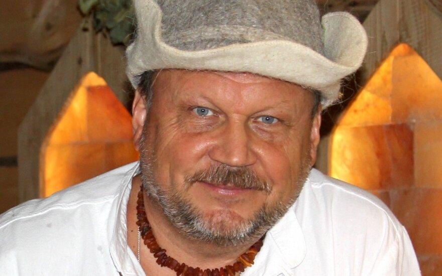 Pirties guru S. Beliajevas: lietuviška pirtis yra visiškai tokia pati kaip ir rusiška