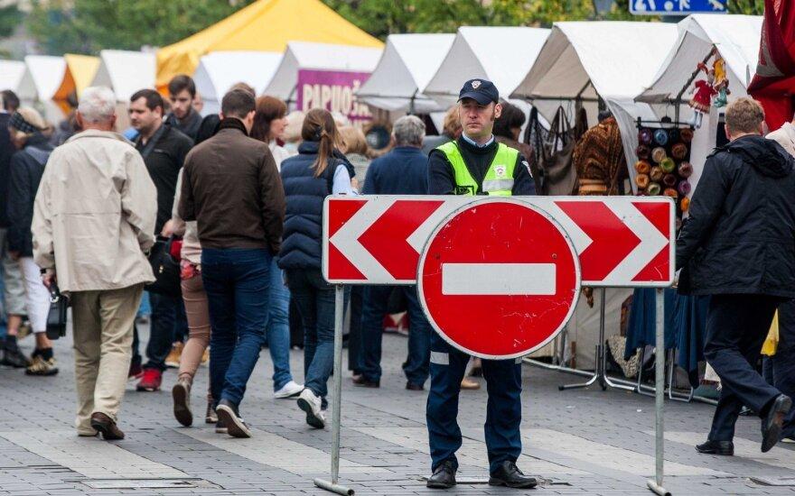 Vilnius ruošiasi popiežiaus vizitui: viskas, ką turėtų žinoti vairuotojai