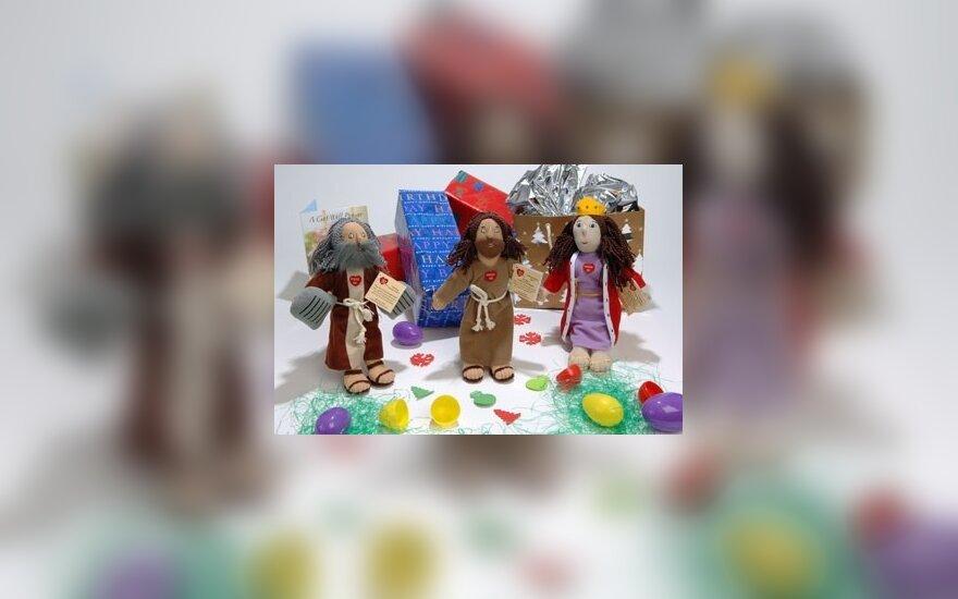Religingi lyderiai susivienijo prieš planuojamą kurti animacinį serialą apie Jėzų