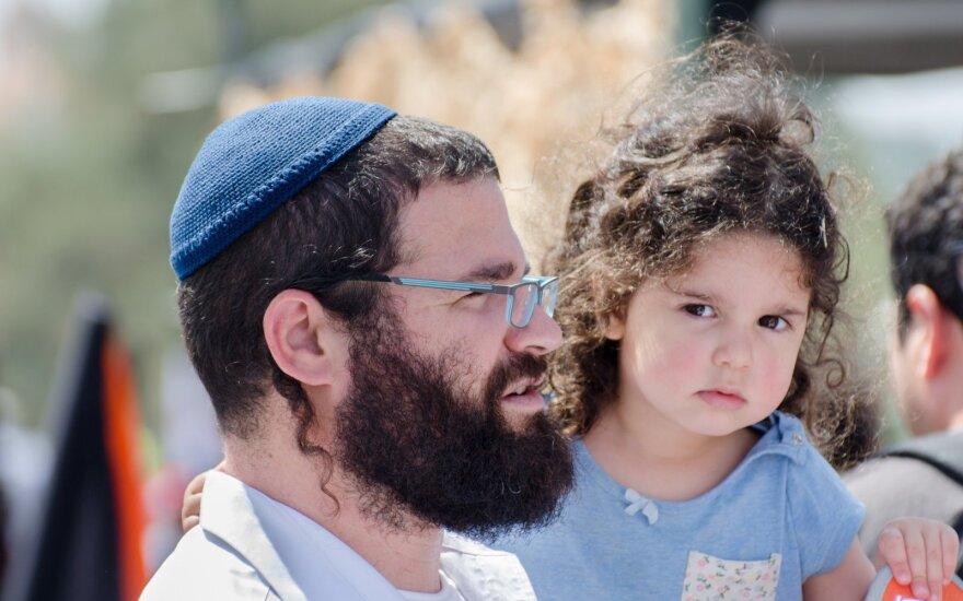 Žydų ortodoksų šeimos