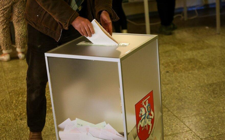 Skelbiami referendumo dėl Seimo narių skaičiaus mažinimo rezultatai