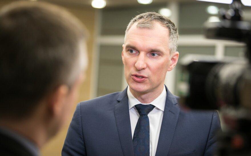 Turto bankui pradeda vadovauti Mindaugas Sinkevičius