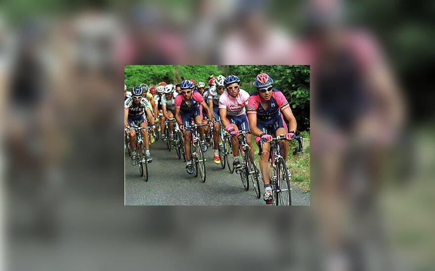"""Giro d'Italia"" lenktynės"