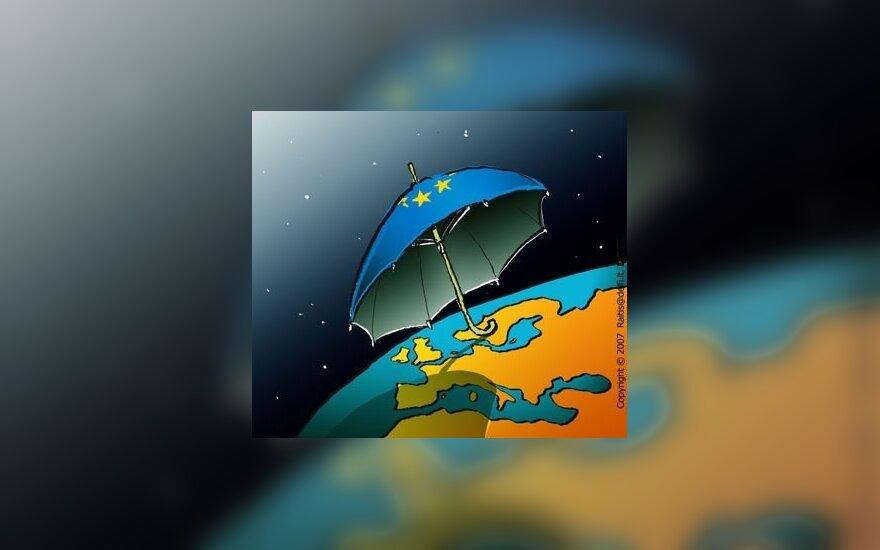 ES skubinamas reformų bankams įvedimas