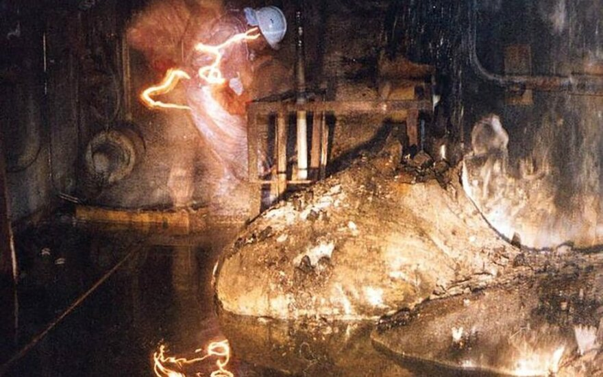 Černobylyje daryta asmenukė