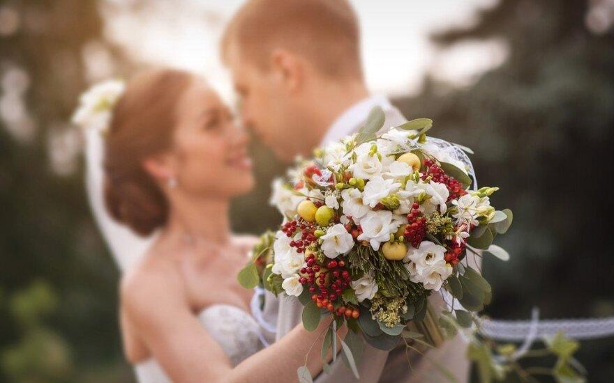 Šito, deja, niekas nepasako jaunavedžiams prieš vestuves
