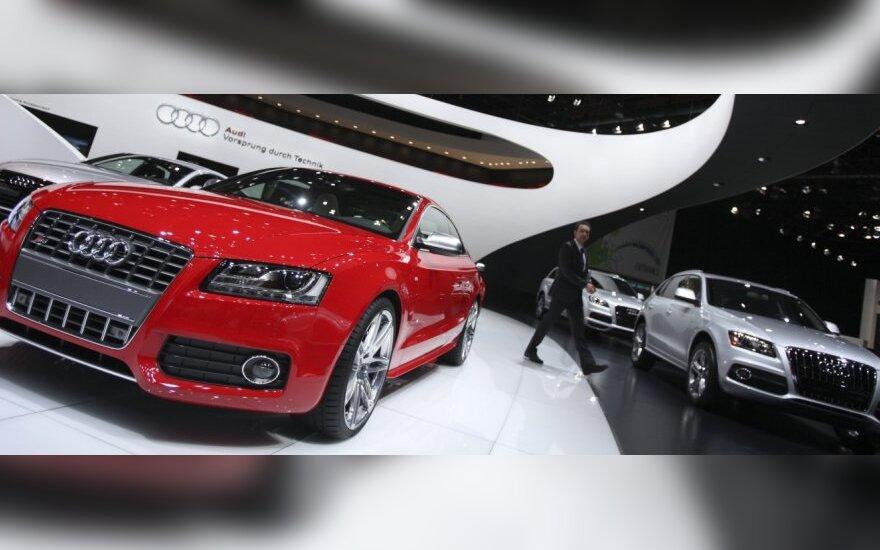 """""""Audi"""" nori daugiau išskirtinumo ir siūlys itin brangius modelius"""