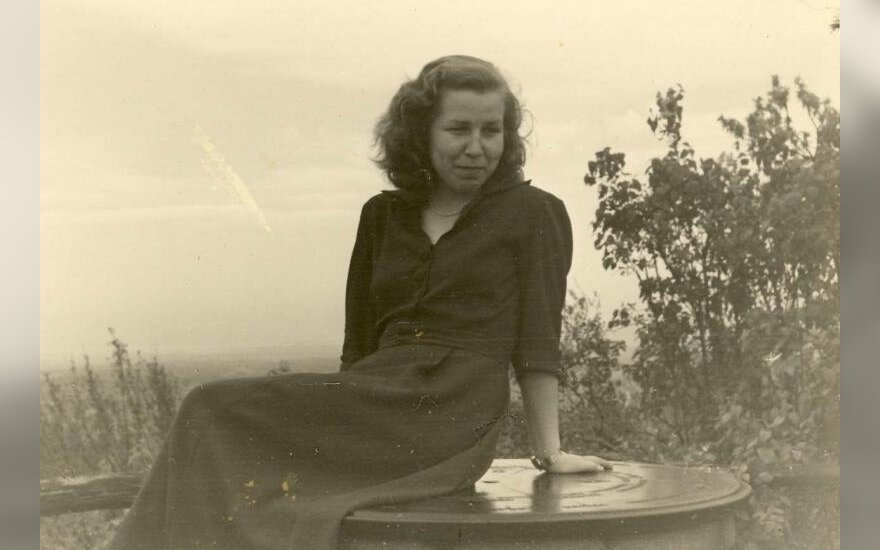 Liūnė Sutema 1946 m.