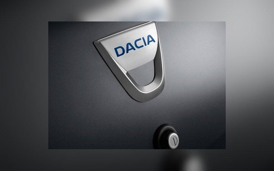 """Dacia"" žada automobilį už 5 tūkst. eurų"