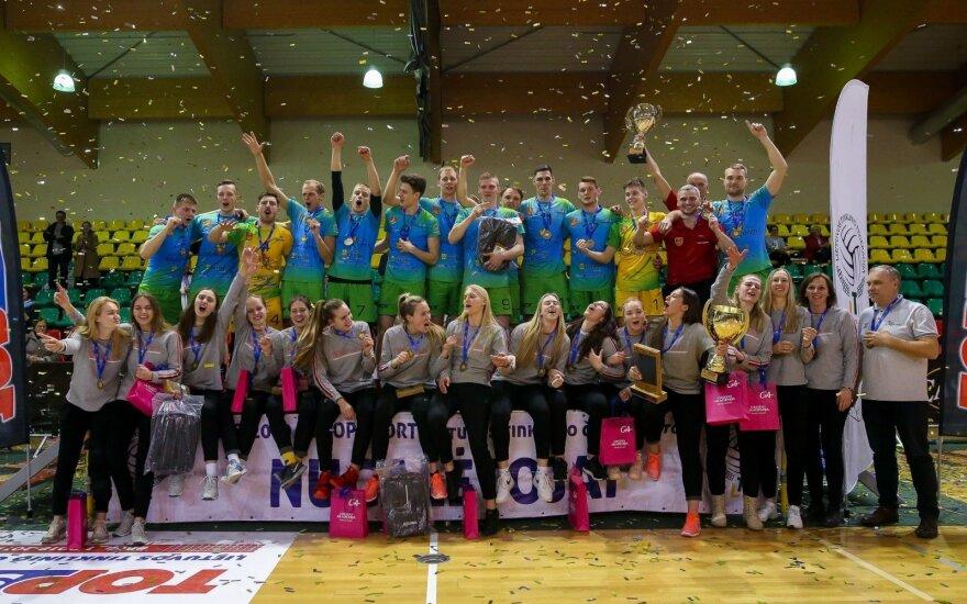 Lietuvos čempionato finalas / FOTO: tinklinis.lt