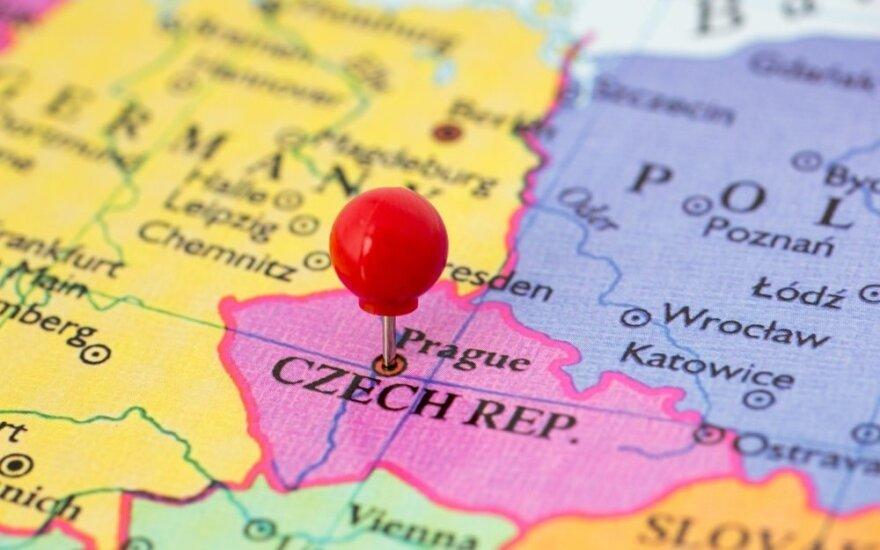 """Čekijos didmiestyje uždrausta teikti """"Uber"""" paslaugas"""