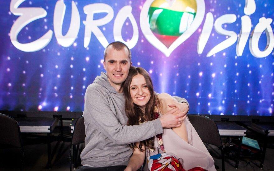 """Ekspertai prognozuoja, kas turi didžiausius šansus laimėti """"Euroviziją"""""""