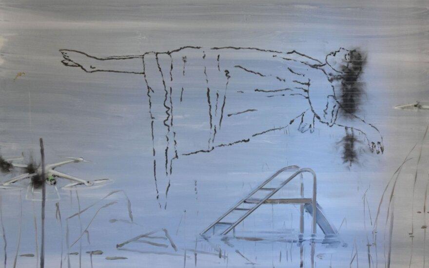 """Jonas Gasiūnas. """"Eglės ežeras"""" (2016)"""