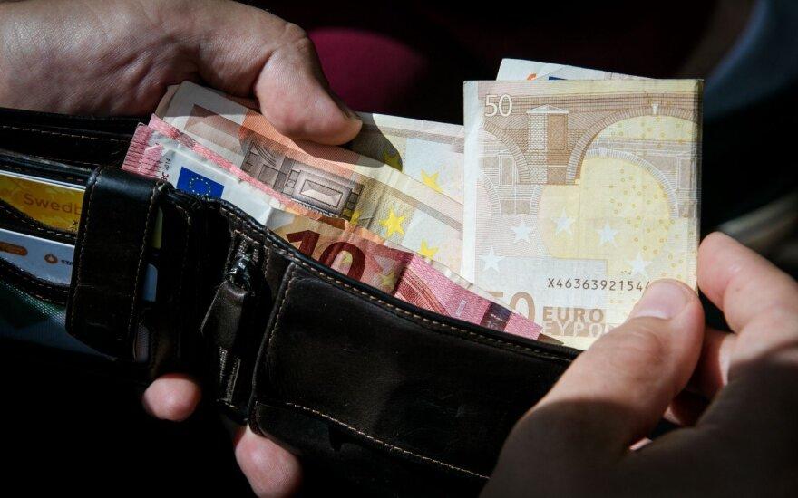 Didžiausi mokesčių mokėtojai pernai sumokėjo 12,7 proc. daugiau
