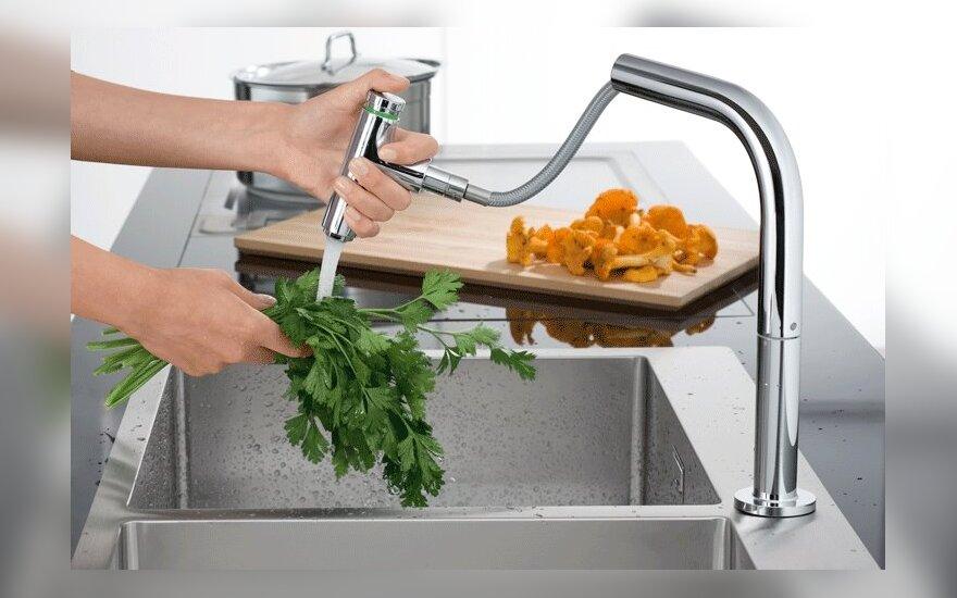 Šiuolaikiniai vandens maišytuvai: kaip teisingai išsirinkti?