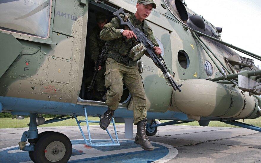 Britų generolas įspėja: Rusija ruošiasi karui
