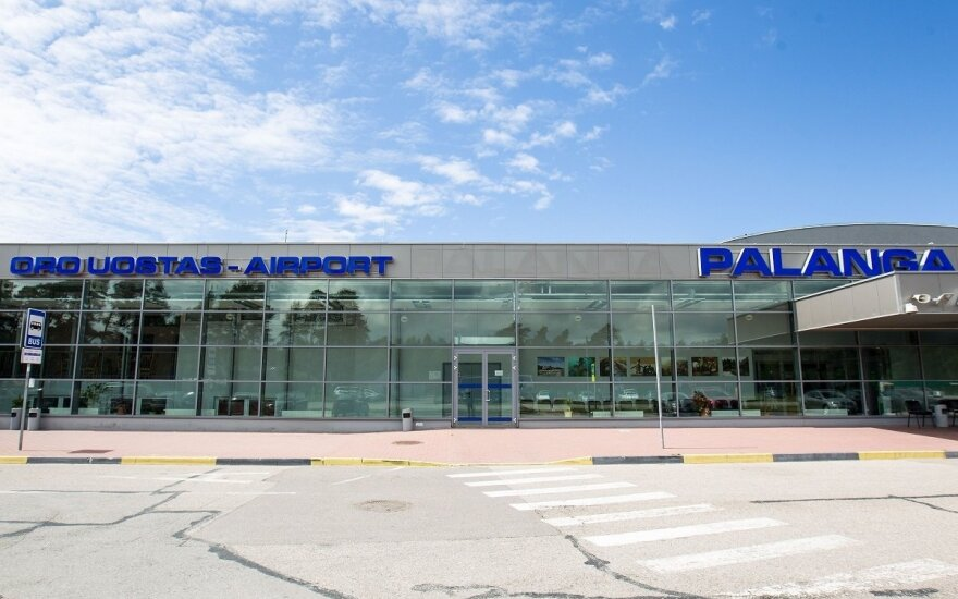 Skrydis Vilnius-Palanga: kol pasieksite pajūrį, spėsite pasižvalgyti ir po pasaulį
