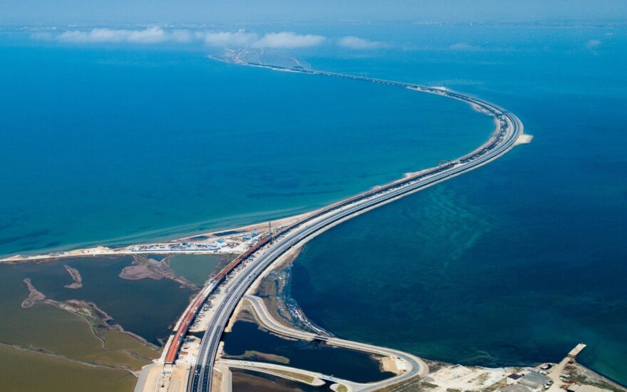 Crimea bridge