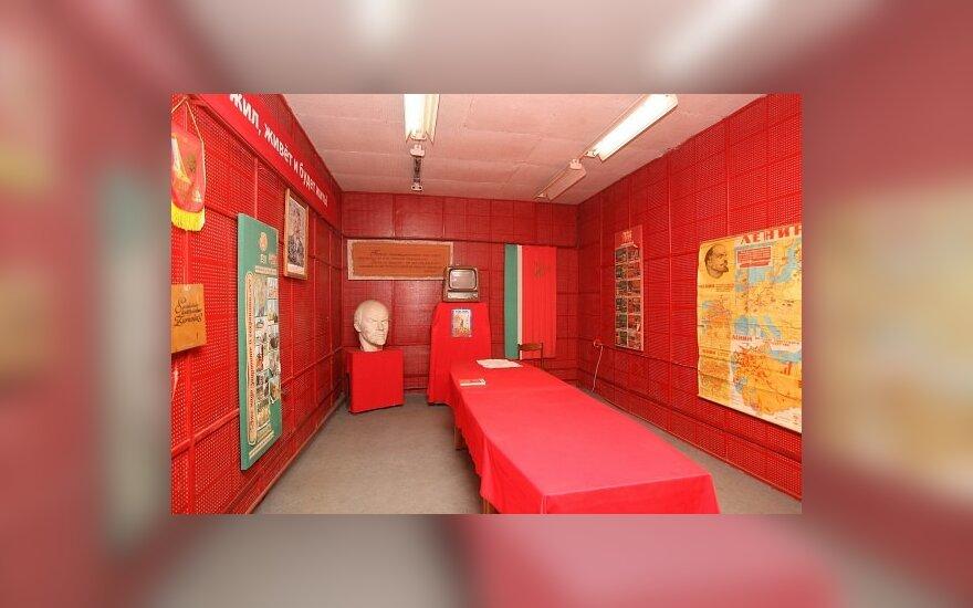 Atgal į praeitį: socializmo muziejus po žeme