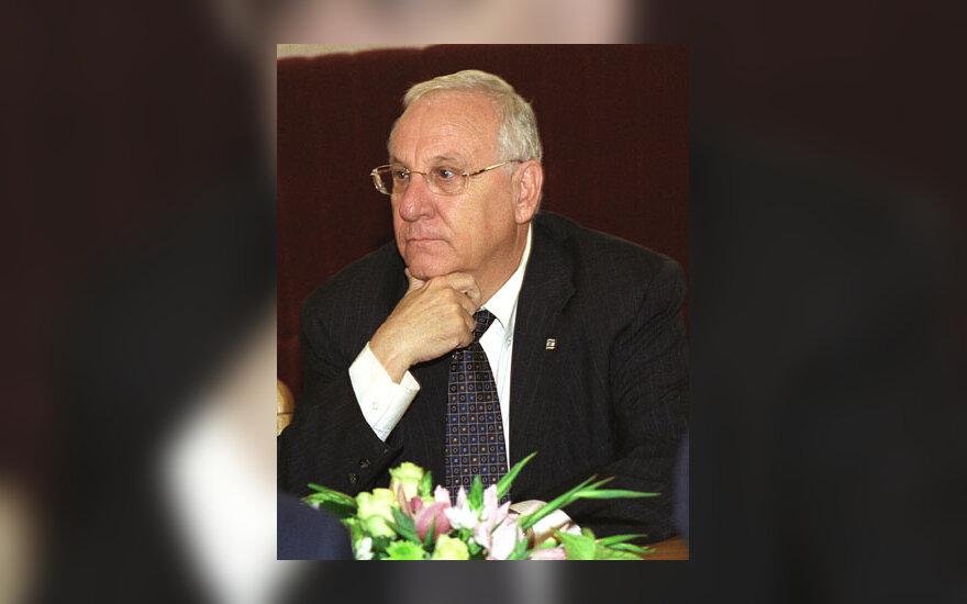 Izraelio Kneseto pirmininkas Reuvenas Rivlinas