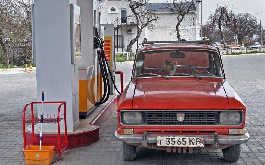 """Moskvič"" automobilis"