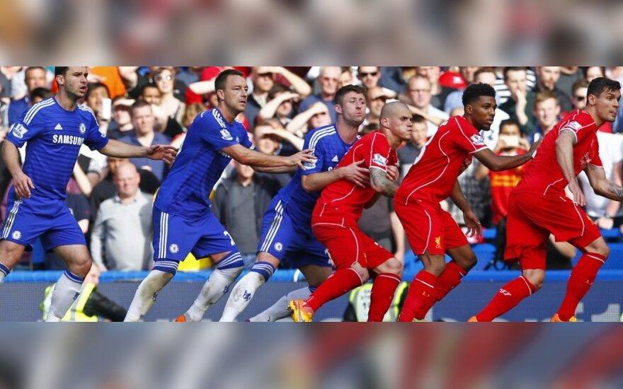 """""""Chelsea"""" - """"Liverpool"""""""